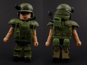 Aliens Minimates Dietrich 02