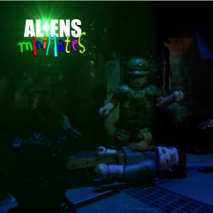 Aliens Minimates Dietrich Mary Title 12