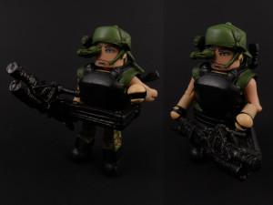 Aliens Minimates Drake 09