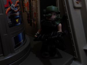 Aliens Minimates Drake 11