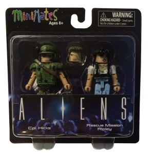 Aliens Minimates Hicks Ripley 01