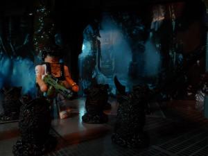 Aliens Minimates Hicks Ripley 14