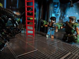 Aliens Minimates Hicks Ripley 15