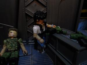 Aliens Minimates Hicks Ripley 16