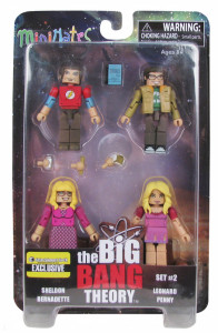 Big Bang Theory Minimates 07