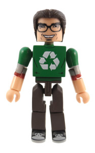 Big Bang Theory Minimates 09 Leonard