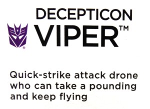 Transformers Legends Viper 03