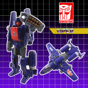 Transformers Legends Viper 15 Title