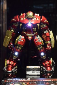 Avengers SH Figuarts Wonder Fest 2015 (4)