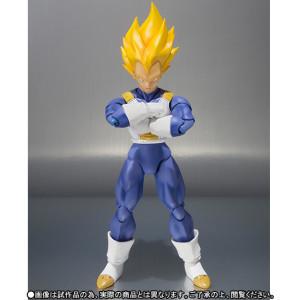 Dragon Ball Z Super Saiyan Vegeta (2)