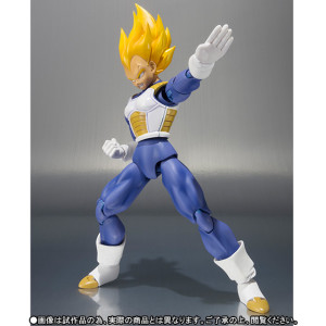 Dragon Ball Z Super Saiyan Vegeta (3)