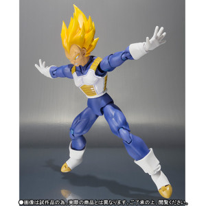 Dragon Ball Z Super Saiyan Vegeta (4)