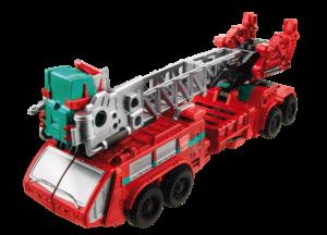 Pyra Magna Vehicle