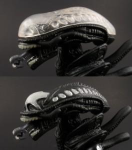 Alien Minimates Head and Dome