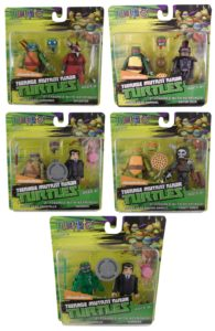 Teenage Mutant Ninja Turtles Minimates Series 2 TRU Packaging