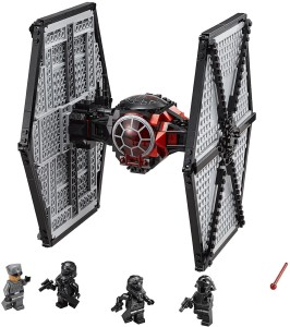 Star Wars The Force Awakens Official Lego Set