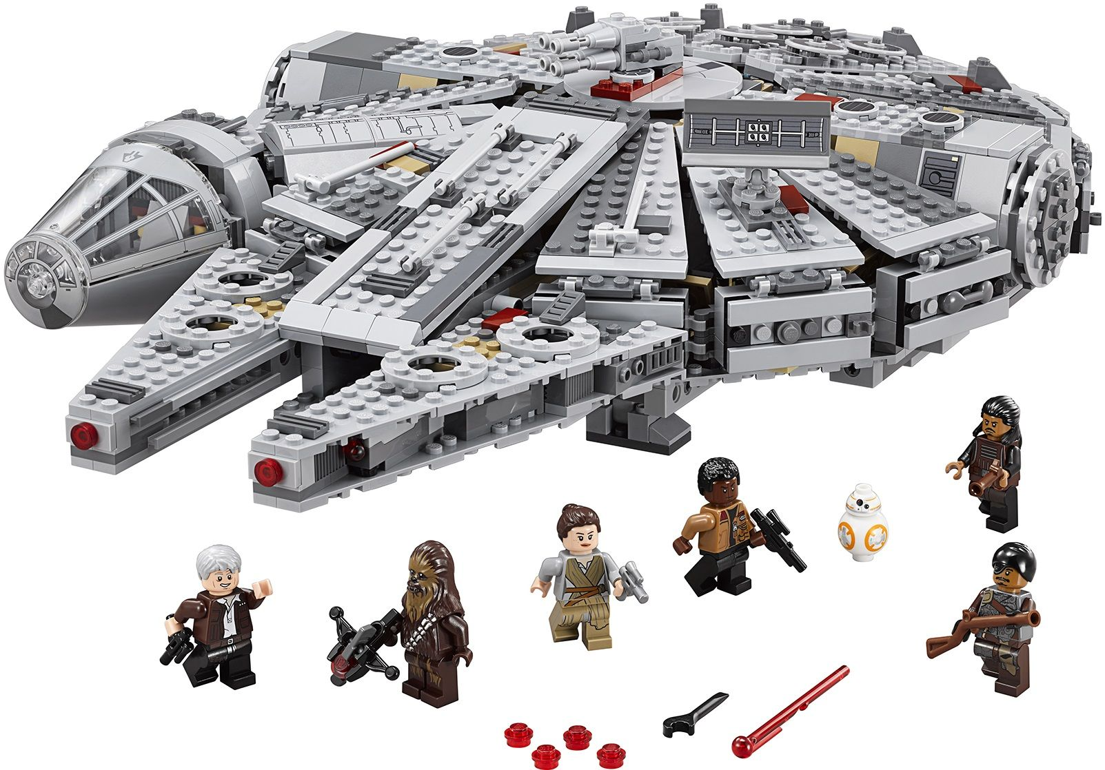 Star Wars The Force Awakens Official Lego Set Images - Needless ...