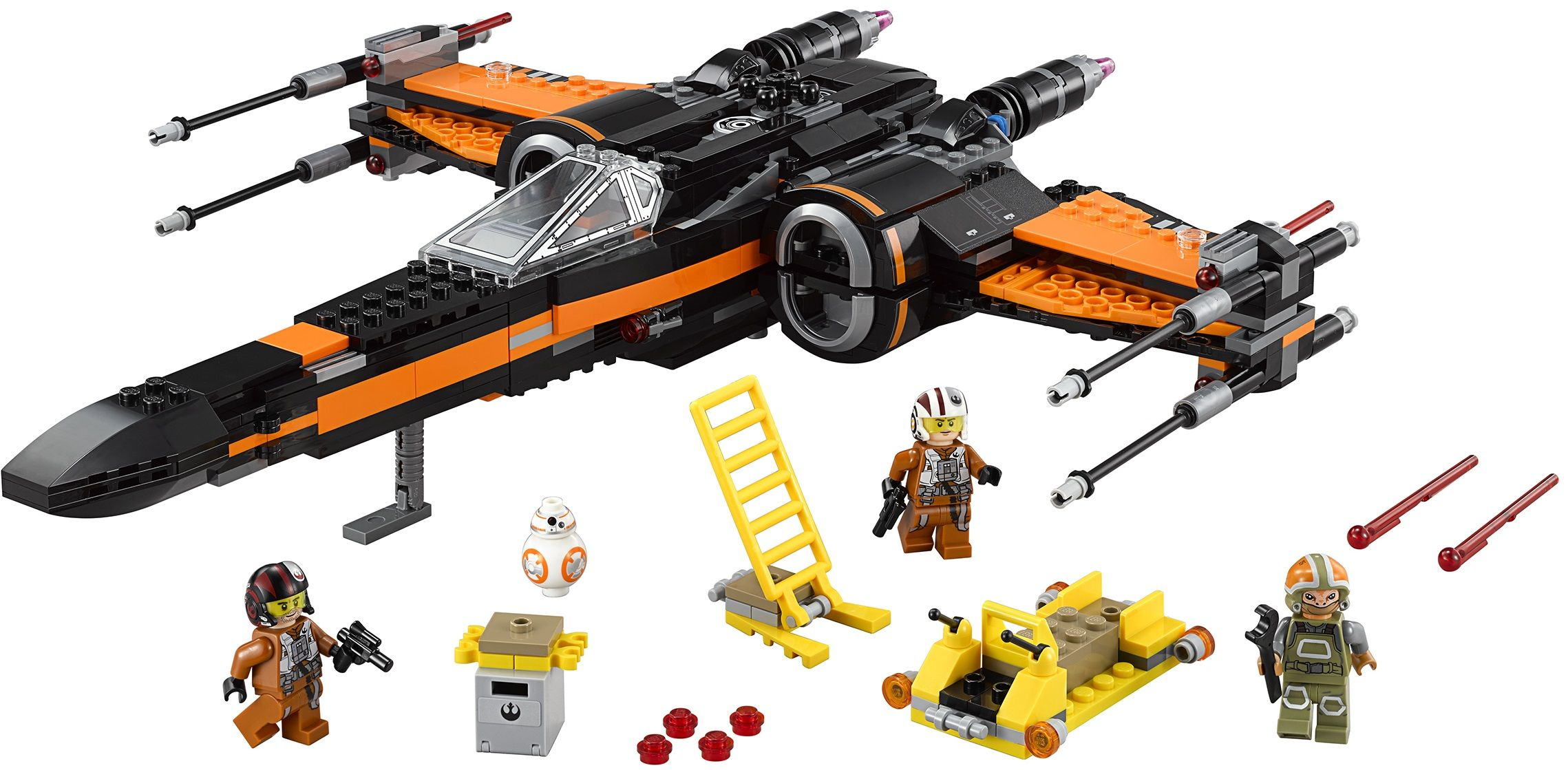 Star Wars The Force Awakens Official Lego Set Images ...