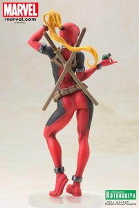 Marvel Comics Lady Deadpool Bishoujo Statue