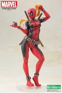 Lady Deadpool Bishoujo Statue (6)