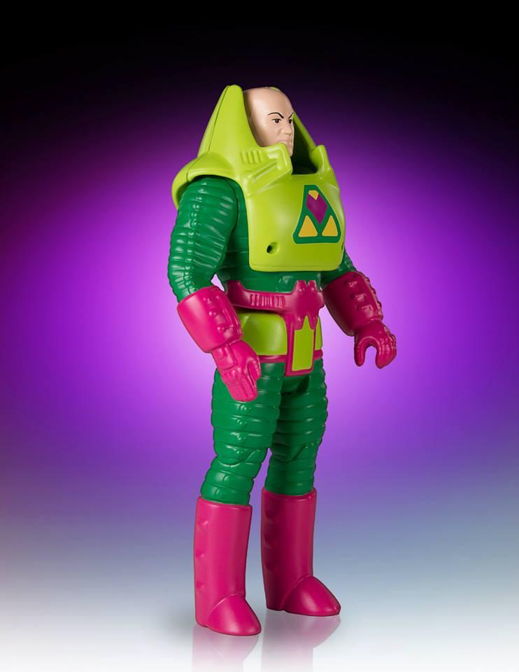 Lex Luthor Jumbo Figure Needless Essentials