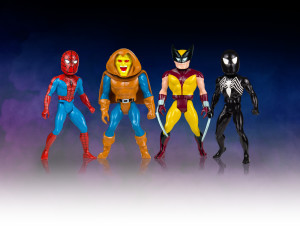 Gentle Giant Marvel Secret Wars Micro Bobbles