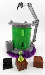TMNT Mega Bloks Mutation Lab 15