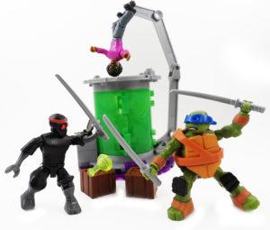 TMNT Mega Bloks Mutation Lab 24