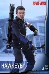 Civil War One Sixth scale Hawkeye   (11)