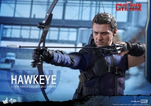 Civil War One Sixth scale Hawkeye   (12)