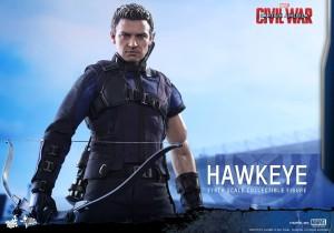 Civil War One Sixth scale Hawkeye   (15)
