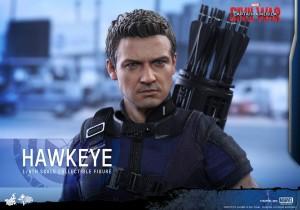 Civil War One Sixth scale Hawkeye   (16)