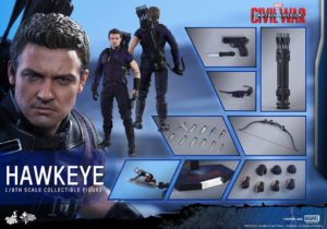 Civil War One Sixth scale Hawkeye   (21)