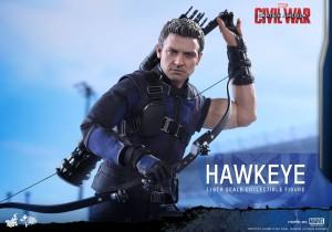 Civil War One Sixth scale Hawkeye   (4)