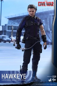Civil War One Sixth scale Hawkeye   (7)