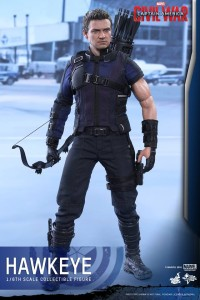 Civil War One Sixth scale Hawkeye   (9)