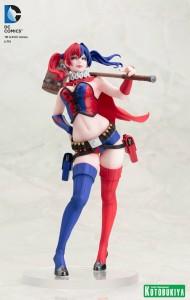Harley Quinn New 52 Bishoujo Statue (1)