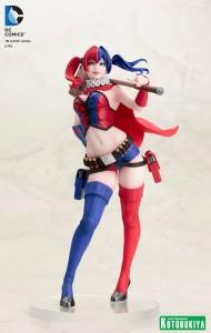 Harley Quinn New 52 Bishoujo Statue (2)