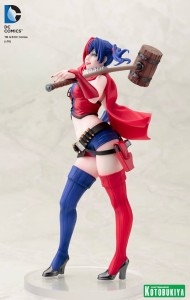 Harley Quinn New 52 Bishoujo Statue (3)