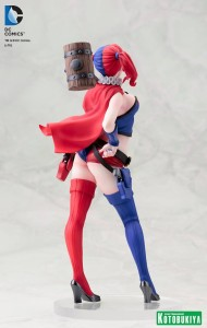Harley Quinn New 52 Bishoujo Statue (6)