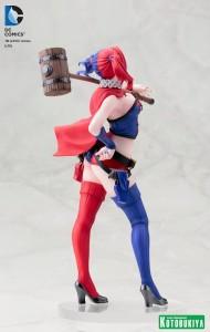 Harley Quinn New 52 Bishoujo Statue (7)