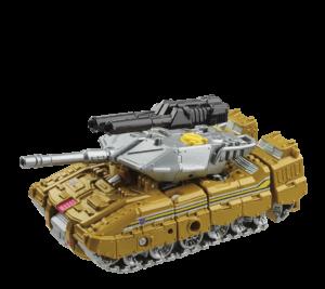 IRONBISON Tank Mode