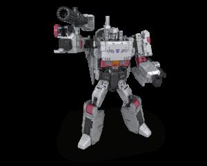 MEGATRON Bot Mode