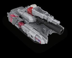 MEGATRON Tank Mode 1