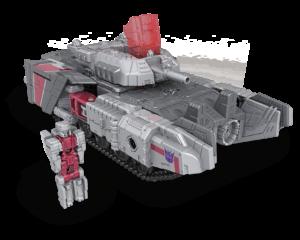 MEGATRON Tank Mode 3