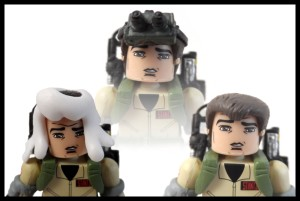 Ghostbusters Minimates Love This Town 016 R