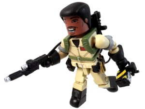 Ghostbusters Minimates Love This Town 021 W