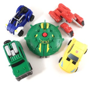 Generations Cosmos 14 Vehicle Size