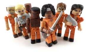 WD Tyreese Michonne 08 Prison Group