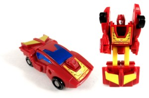 Star Convoy 10 Micromaster Hot Rod